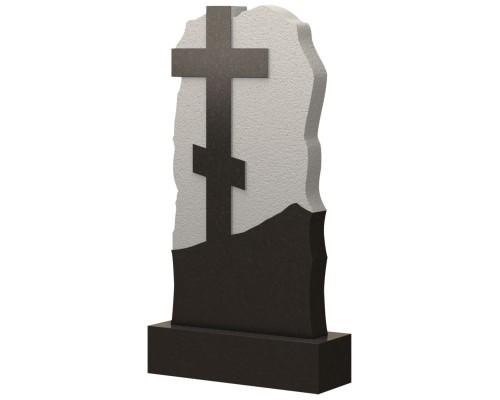 Гранитный памятник Крест на Камне