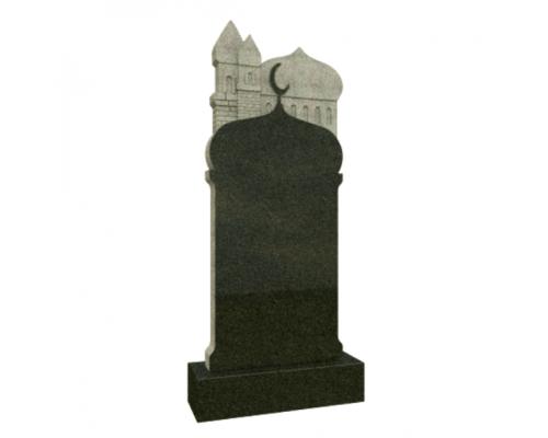 Мусульманский памятник на могилу Мечеть