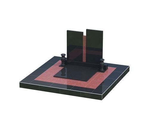 Семейный мемориал - 3D модель