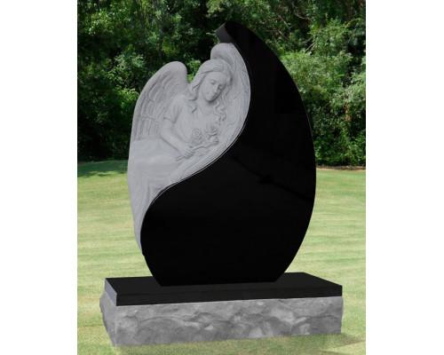 Памятник из гранита слеза Ангела sp01612
