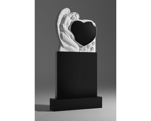 Памятник Ангел с Сердцем sp0087