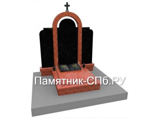 Мемориальный комплекс на могилу №19