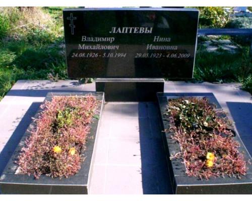 Бюджетный семейный памятник sp1575