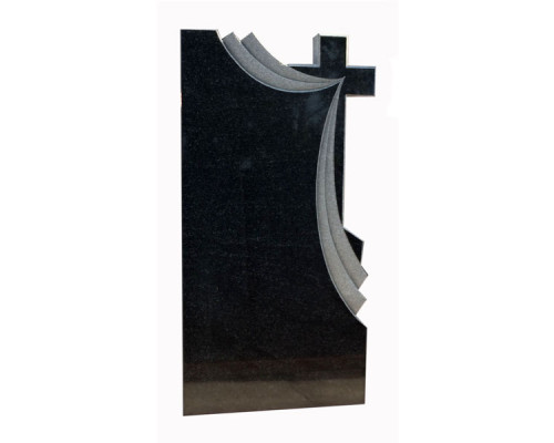 Памятник на могилу фигурный №013 1100х500х80 мм
