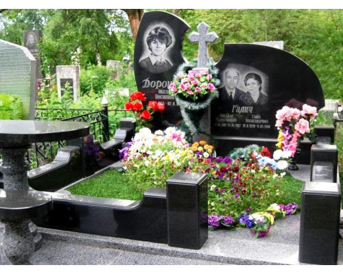 Мемориальный элитный семейный памятник sp1593