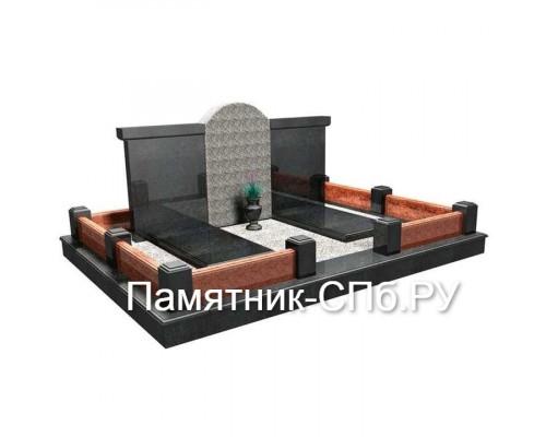 Мемориальный комплекс на могилу №16