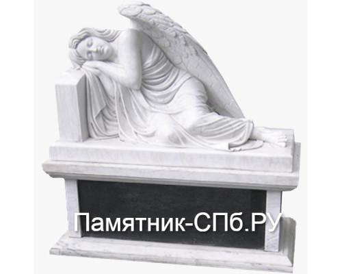 Ангел у надгробья