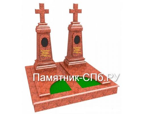 Мемориальный комплекс из гранита №22