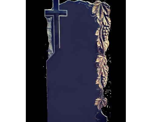 Памятник с Крестом и лозой sp01473