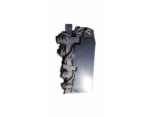Памятник с Крестом обвитым виноградной лозой sp01480