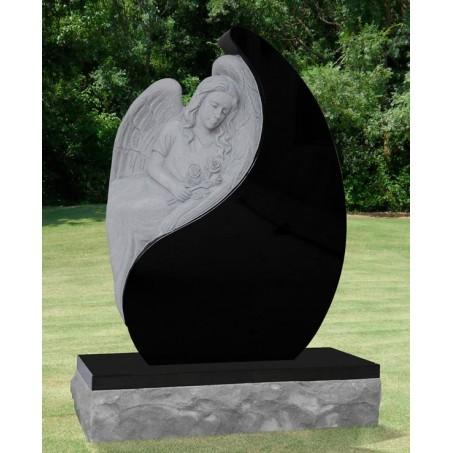 Памятник из гранита слеза Ангела