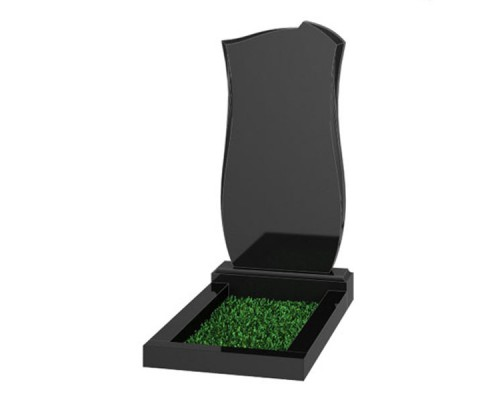 Памятник на могилу фигурный №41 1100х550х70