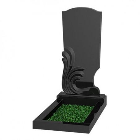 Памятник на могилу фигурный №37 1100х500х70