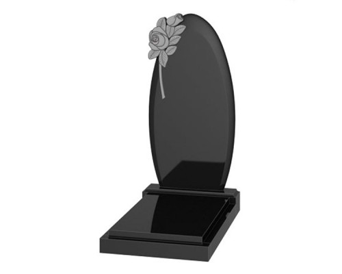 Памятник на могилу фигурный №61Е 1100х550х70