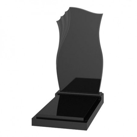 Памятник недорогой экономный №20 (L) 1000х500х50