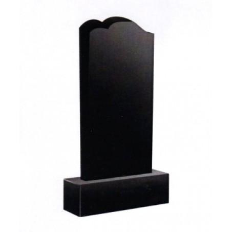 Вертикальный стандартный гранитный памятник