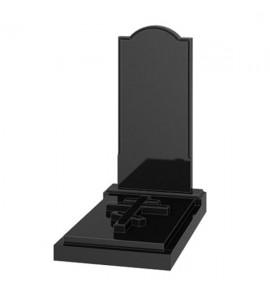 Памятник недорогой экономный №10 (S) 800х400х50