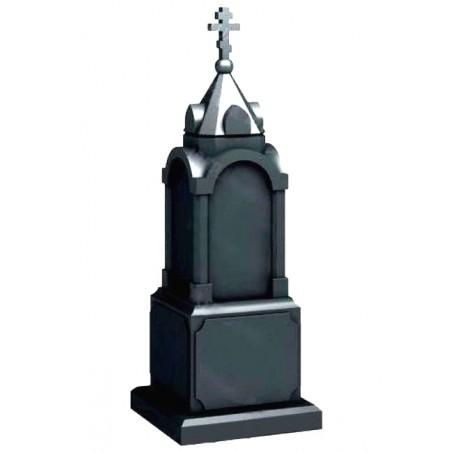 Памятник-часовня с крестом №07