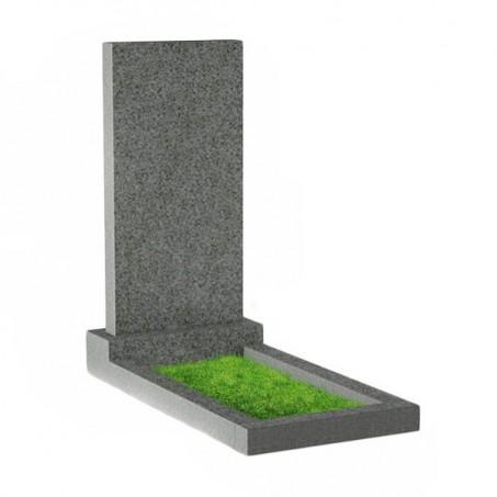 Памятник из гранита 800х400х50