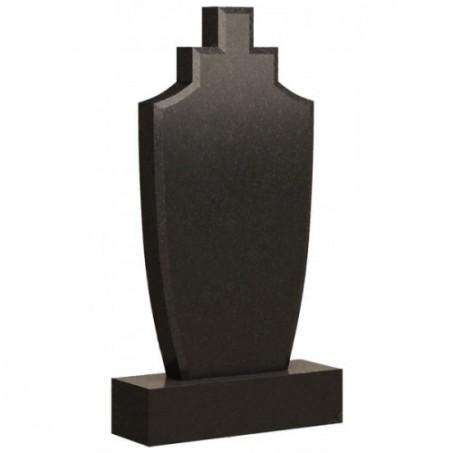Стандартный фигурный вертикальный памятник из гранита