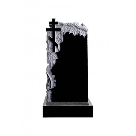 Гранитный памятник Береза Свеча Крест