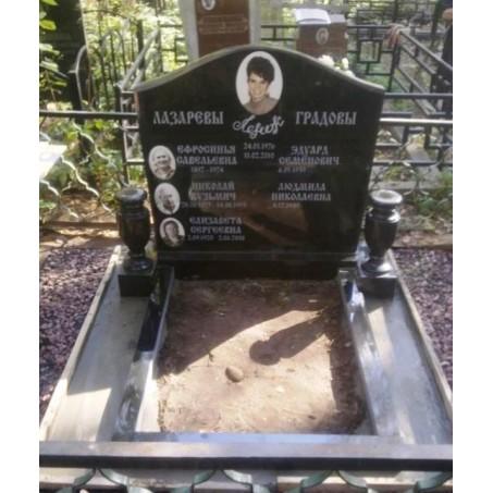 Семейный мемориальный памятник