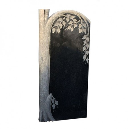 Памятник на могилу фигурный №06 1000х500х50 мм