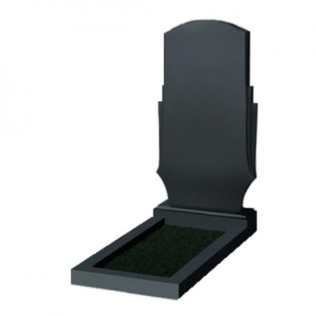 Памятник на могилу фигурный №113 1100х600х70