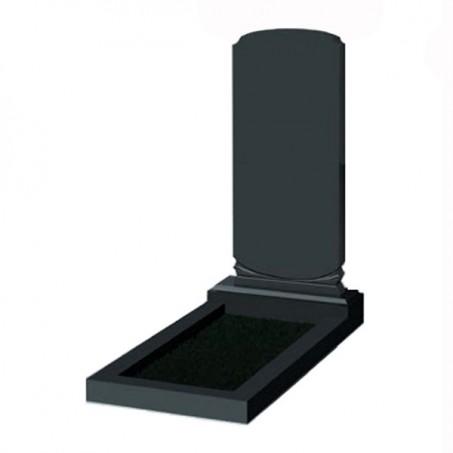 Памятник на могилу фигурный №103 900х400х70