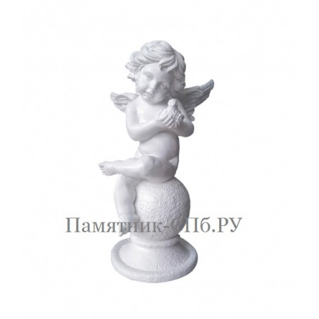 Скульптура с ангелом на могилу