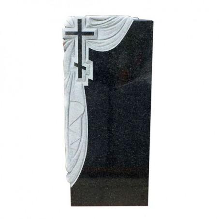 Памятник на могилу фигурный №01 1000х450х70 мм