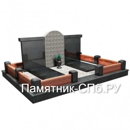 Мемориальный комплекс из мрамора и гранита