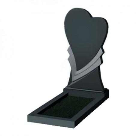 Памятник на могилу фигурный №110 1100х600х70