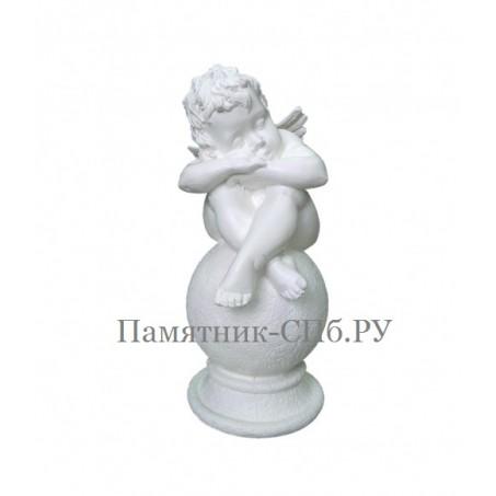 Скульптура Маленького Спящего Ангелочка