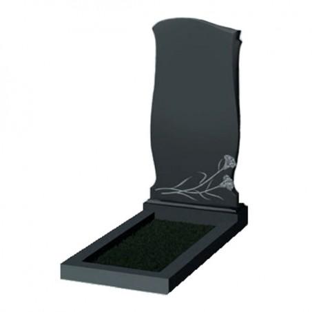 Памятник на могилу фигурный №111 1100х550х70