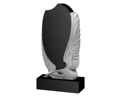 Памятник с резным Лебедем sp01425