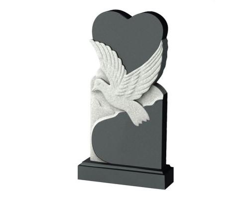 Памятник на могилу фигурный №91 1100х500х70