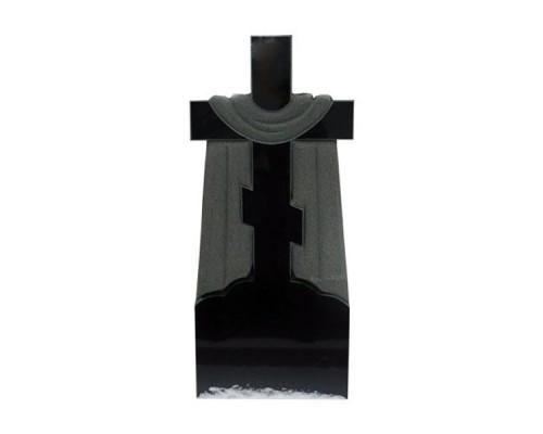 Памятник на могилу фигурный №015 1200х500х70 мм