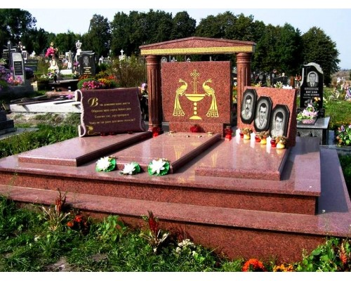 Мемориальный семейный комплекс sp1583