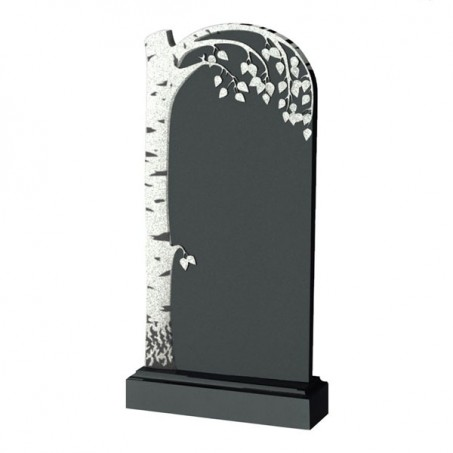 Памятник на могилу фигурный №84 1100х550х70